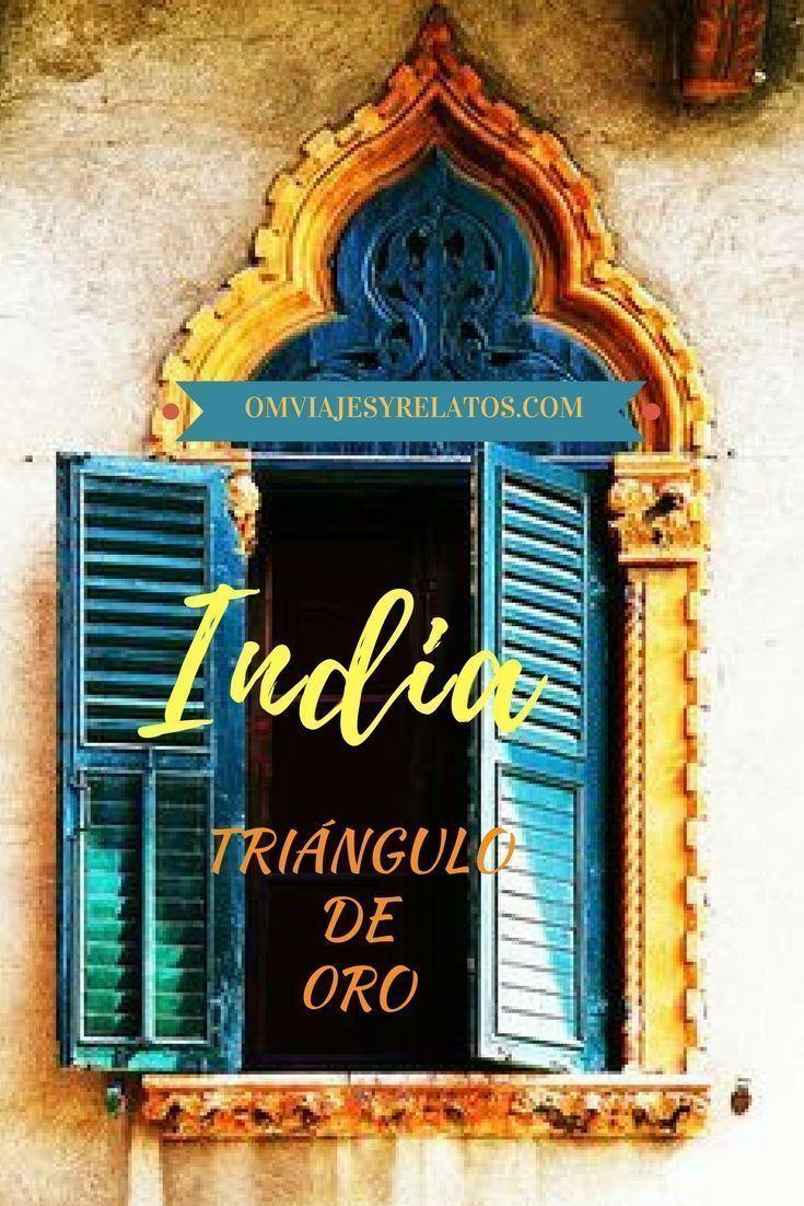 El tri ngulo de oro de la india un circuito para for Piscina triangulo de oro