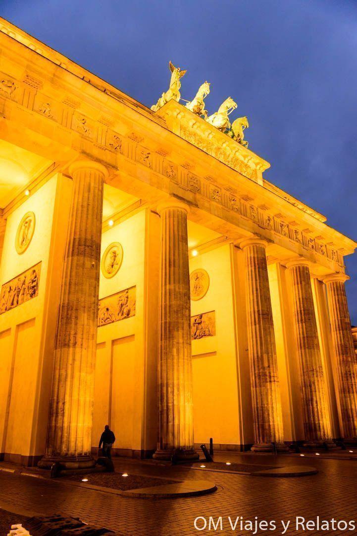 ruta-por-el-Muro-de-Berlín-Puerta-de-Brandeburgo