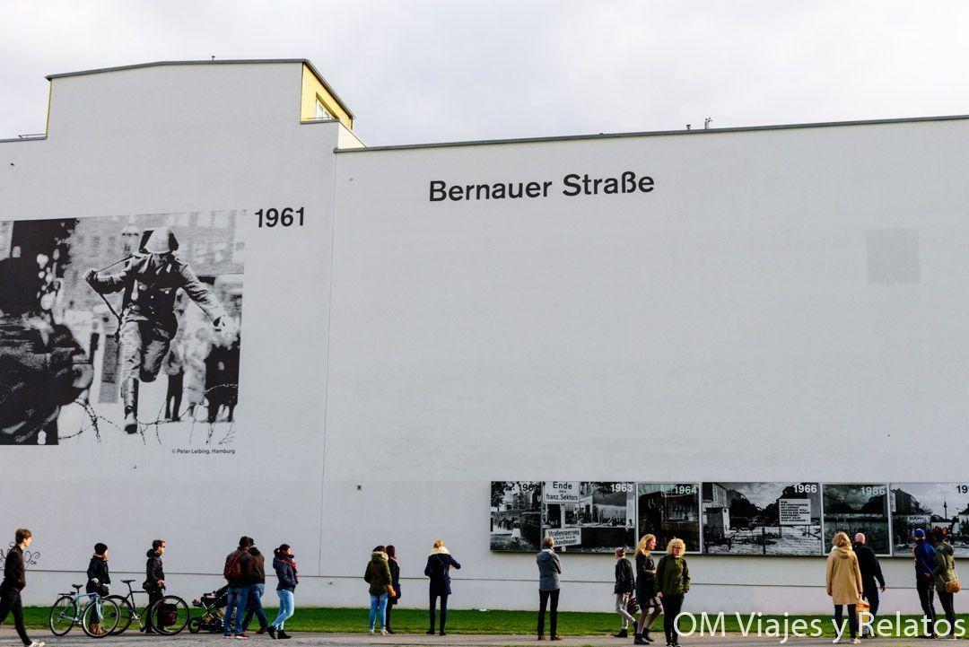 ruta-por-el-muro-de-Berlín-Bernauer-Strabe