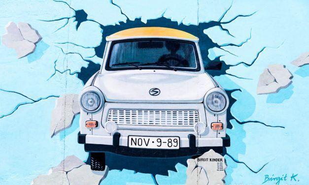 CÓMO VISITAR EL MURO DE BERLIN: RUTA POR EL MURO, MAPA Y CURIOSIDADES