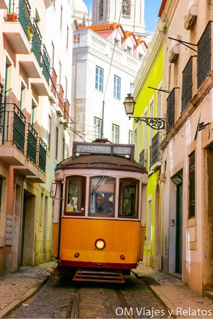 cosas-que-ver-en-Lisboa-tranvías