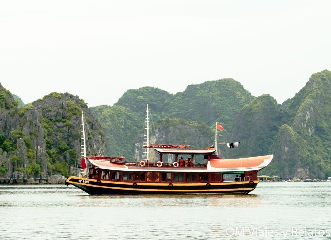 Crucero-Halong
