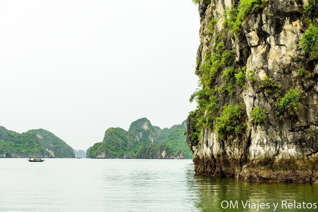 Cat Ba Vietnam bahía de Halong