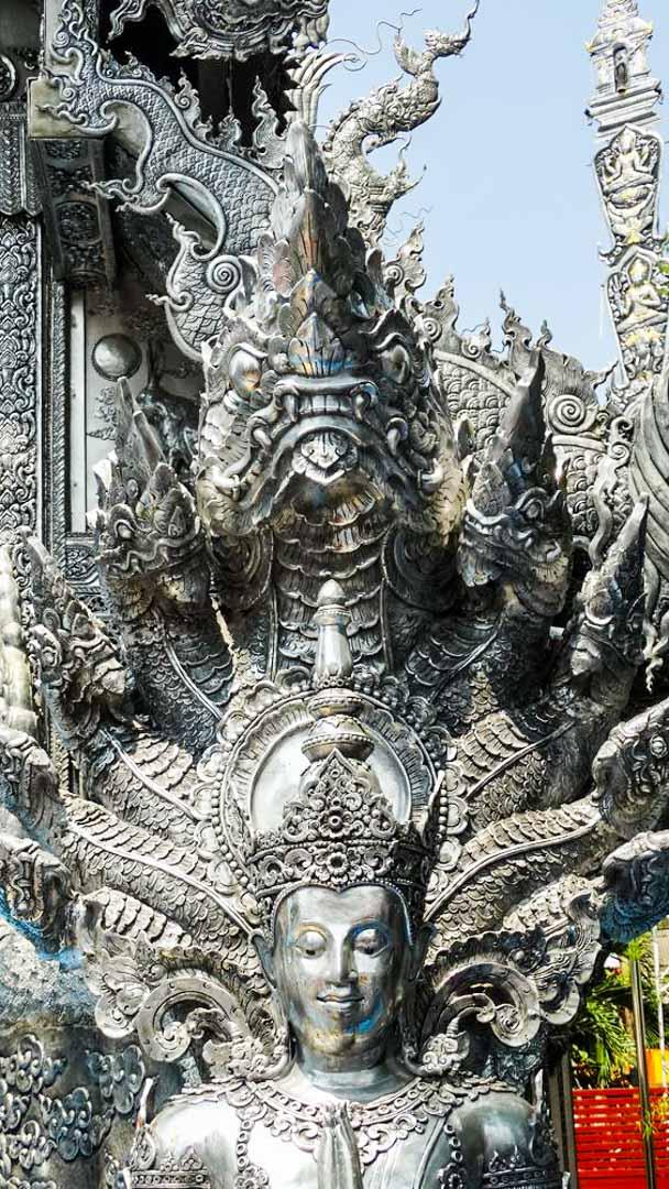 que-ver-en-Chiang-Mai-Templo-Plateado