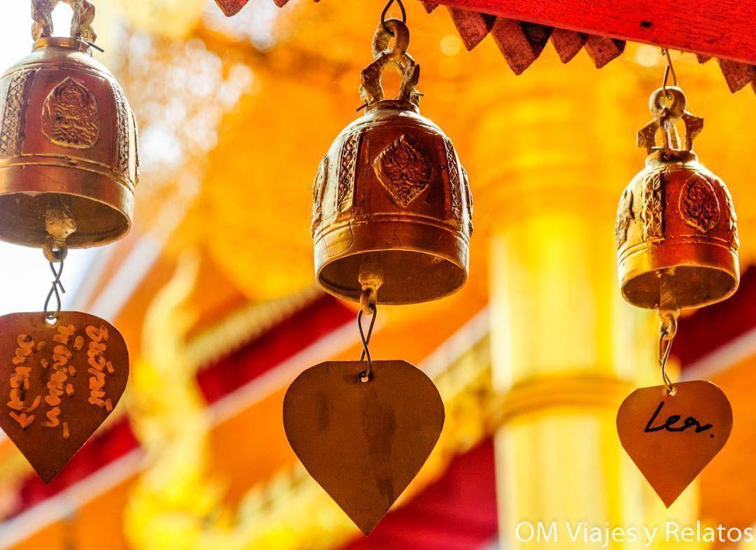 que ver en Chiang Mai templos