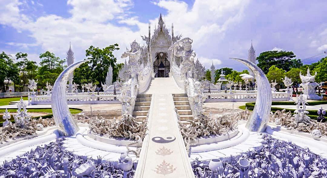 excursión-templo-blanco-desde-Chiang-Mai