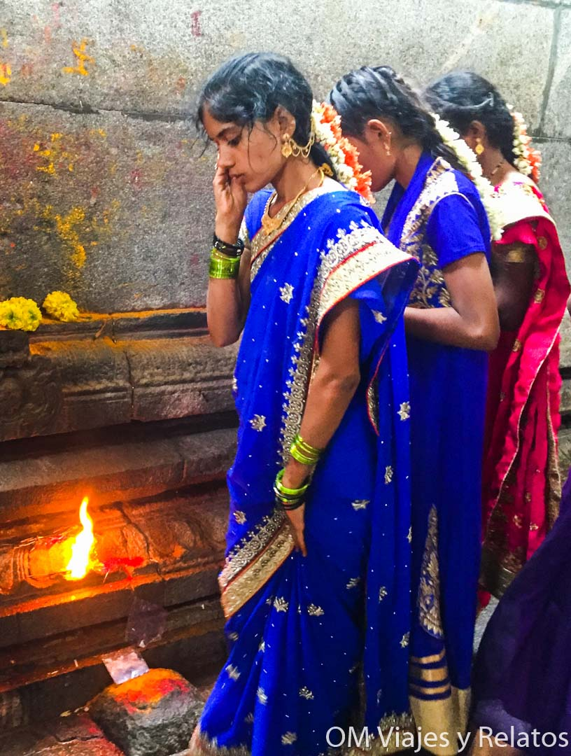 India-rituales