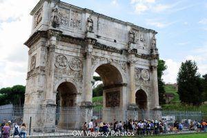 Monumentos-Roma-Antigua-Arco-de-Constantino
