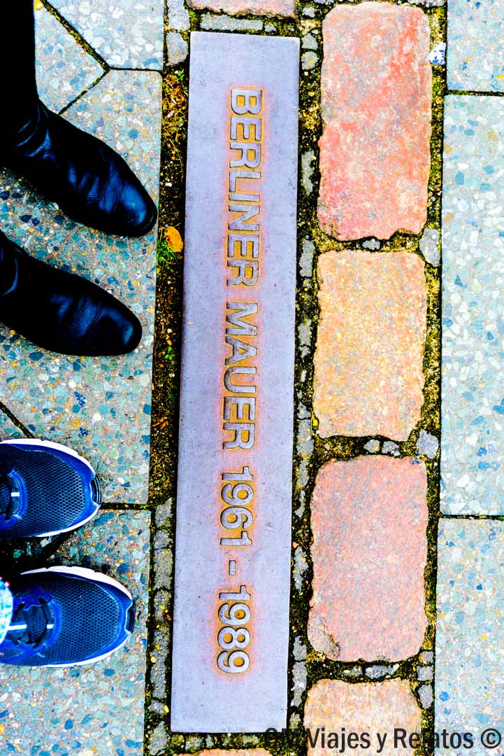 ruta-muro-Berlín