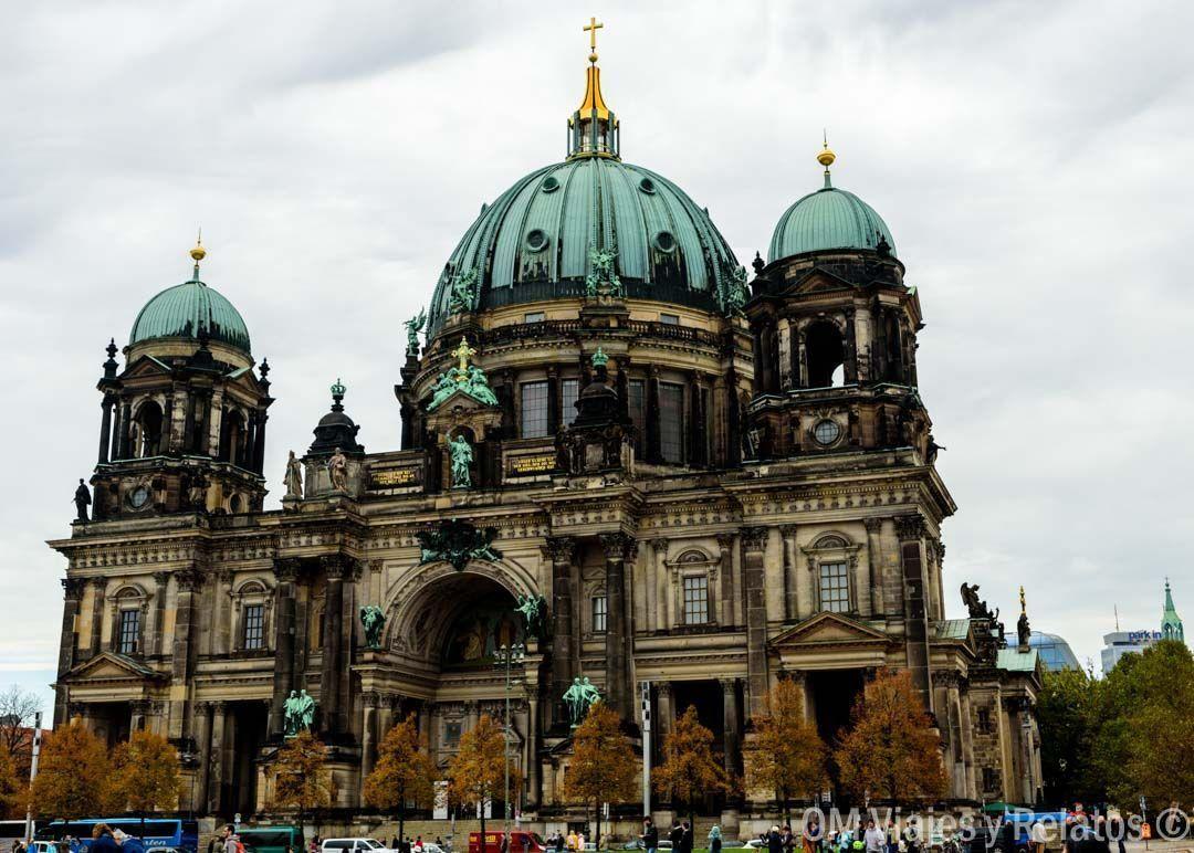 que-ver-en-Berlín-catedral-de-Berlín
