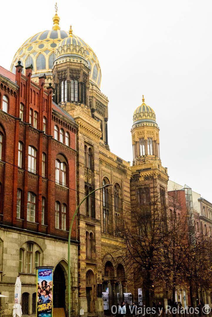 Sinagoga-Berlín
