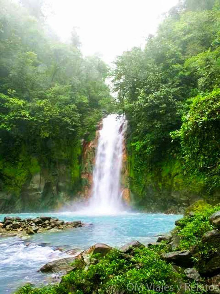 cascadas-Costa-Rica