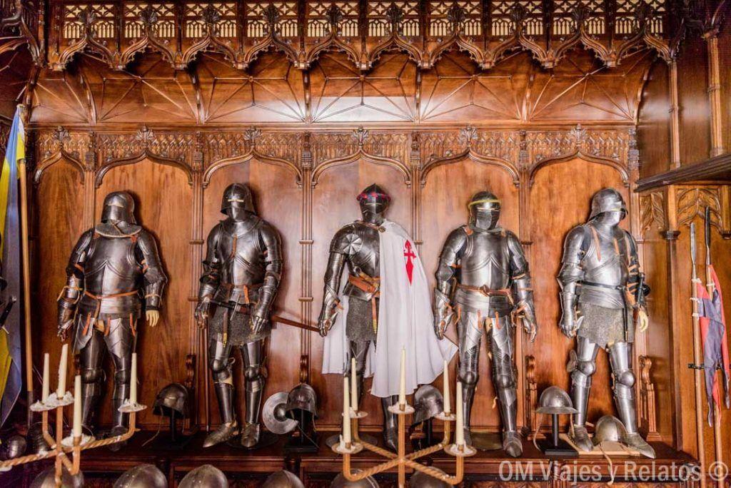 visitar-el-castillo-de-Belmonte-armería
