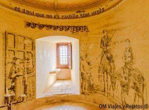visitar-el-castillo-de-Belmonte-Ruta-del-Quijote