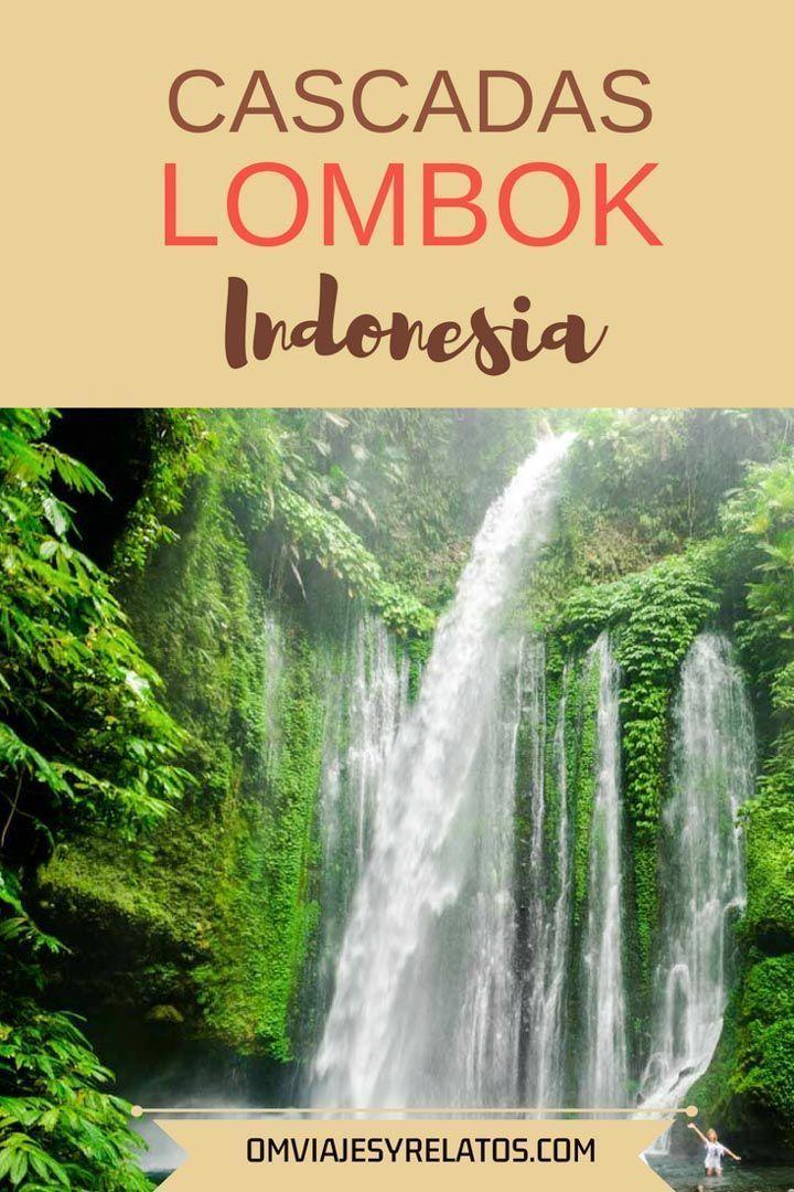cascadas-Lombok
