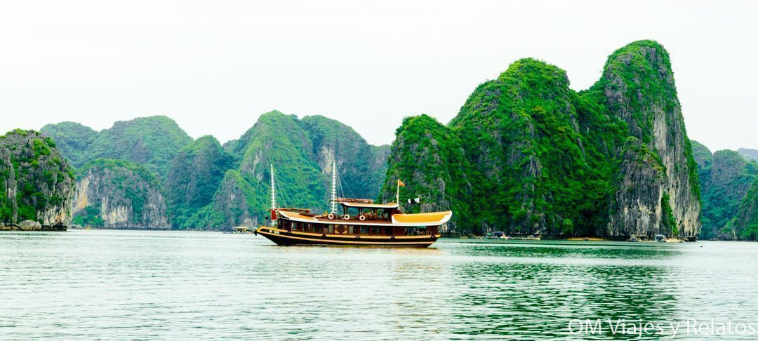 lugares-del-Sudeste-Asiático-Bahía-Halong