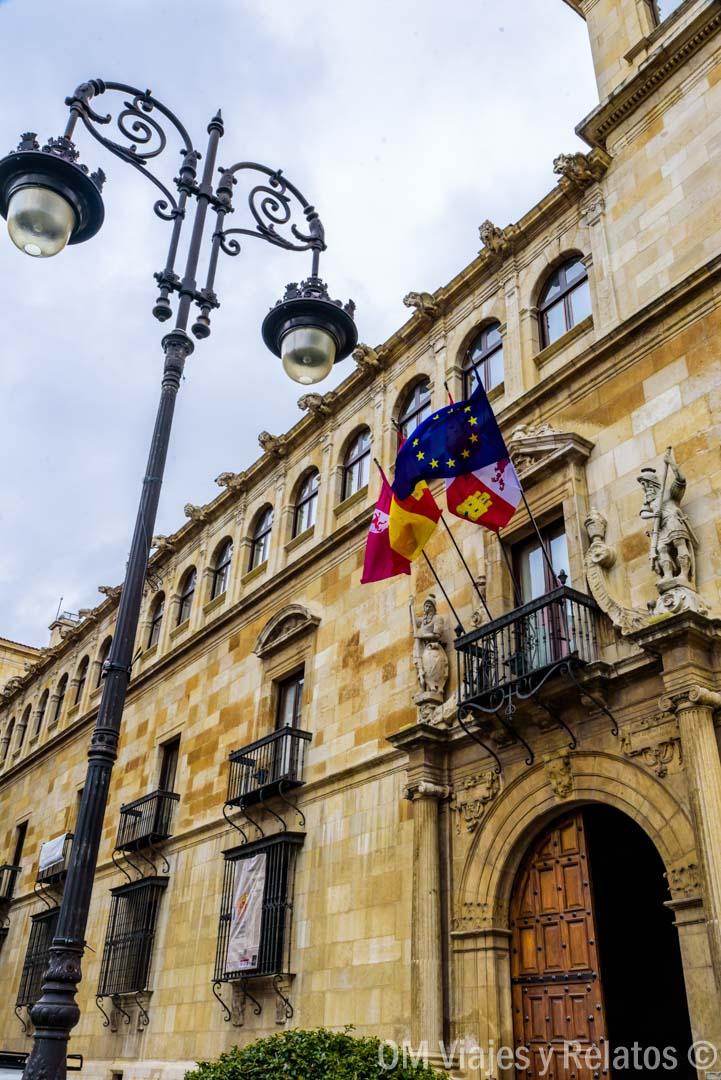 Sede-Diputación-León