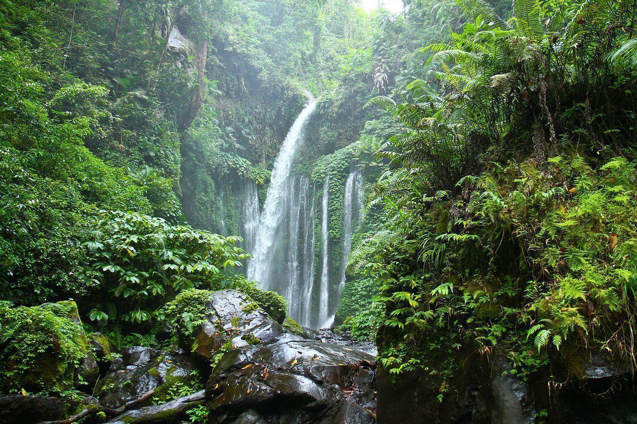 cascadas-Indonesia