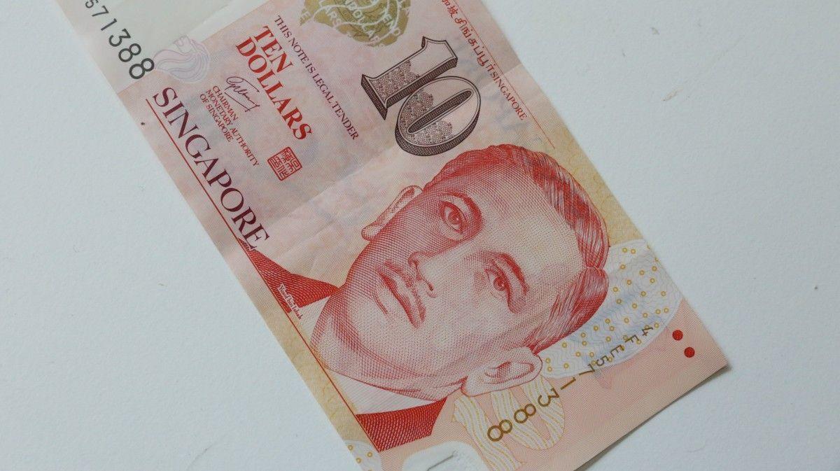 Dólares de Singapur