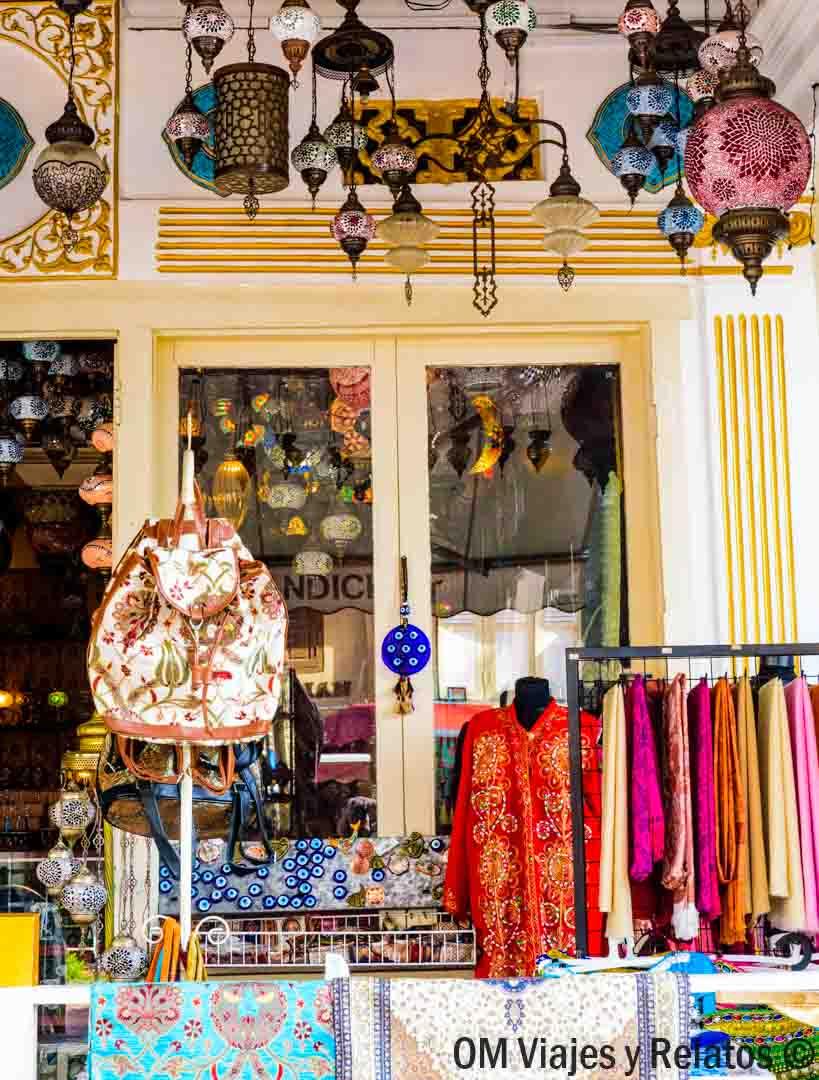 cosas-que-ver-en-Singapur-calles-barrio-árabe