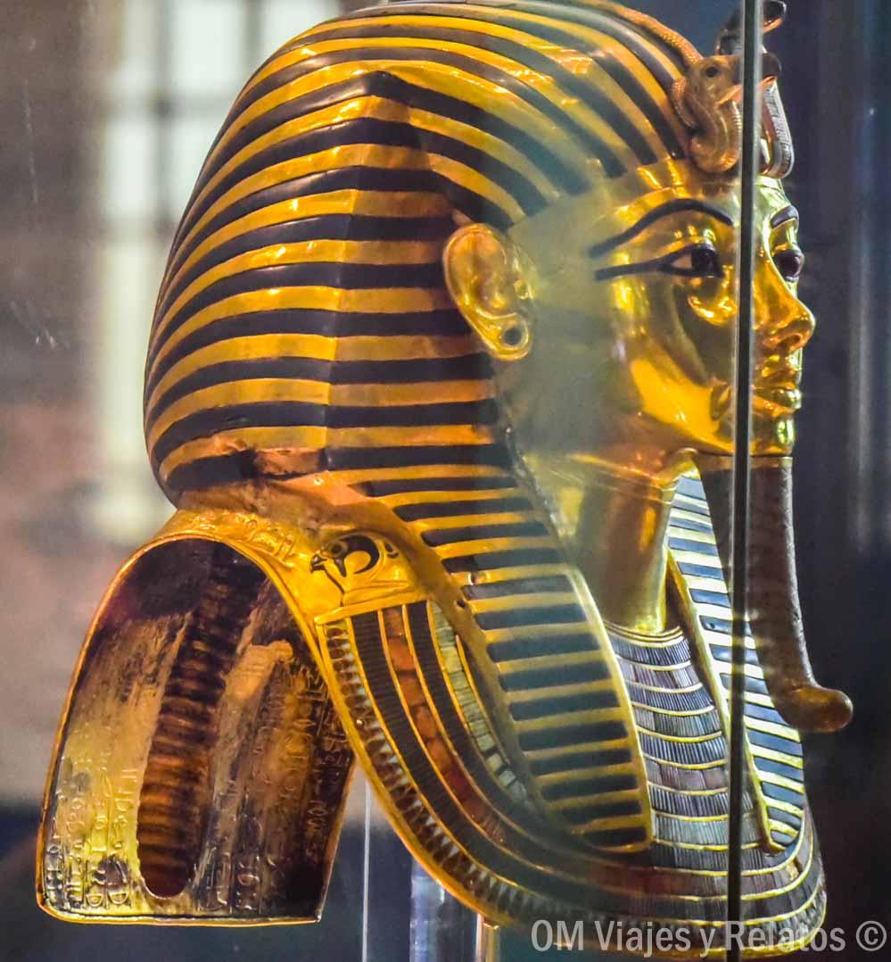 mascara-Tutankamón