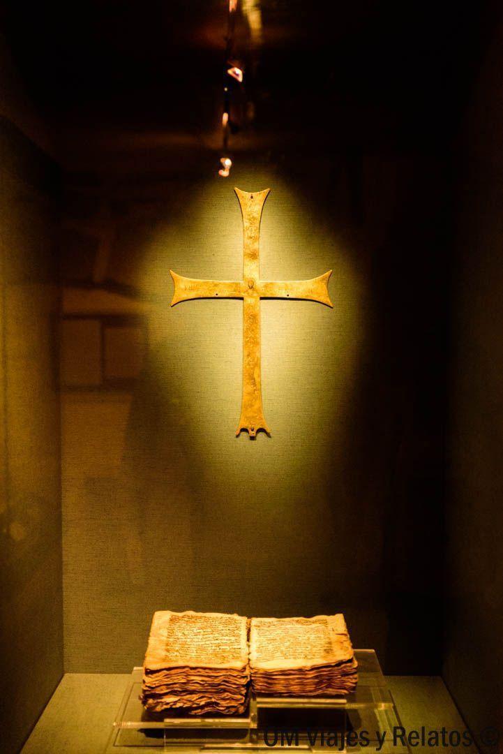 Museo-Santa-Catalina-Egipto