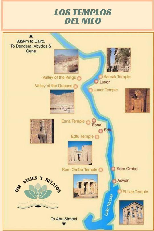 mapa-templos-del-Nilo