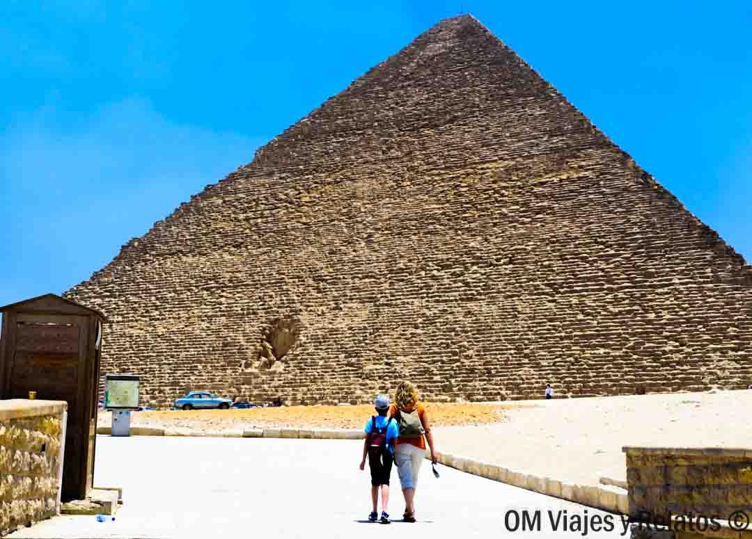 las-pirámides-de-Giza