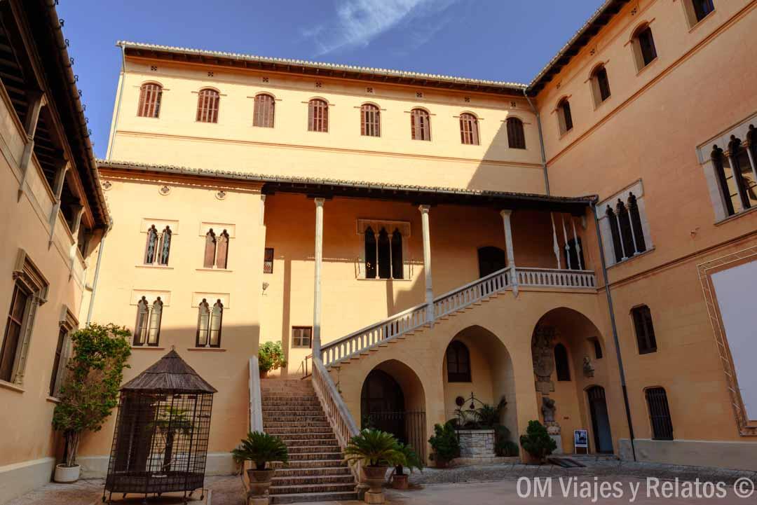 Palacio-Ducal-Gandía
