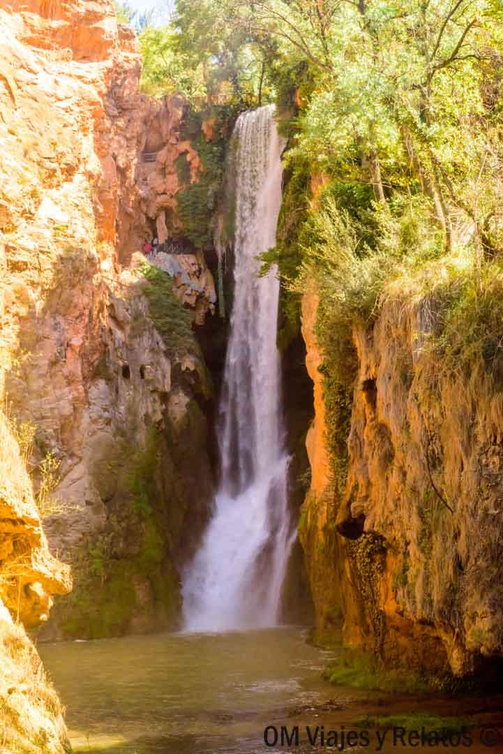 cascada-Cola-de-Caballo-visitar-el-Monasterio-de-Piedra
