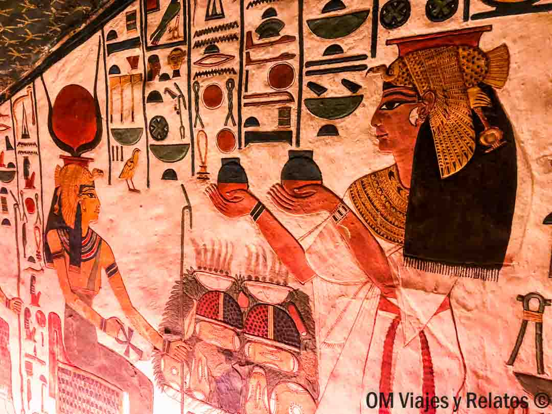 pinturas-Tumba-Nefertari