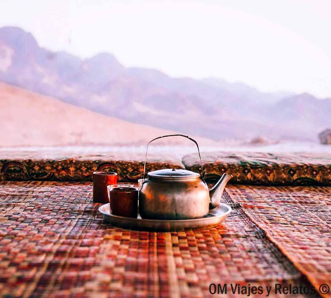 té-beduino