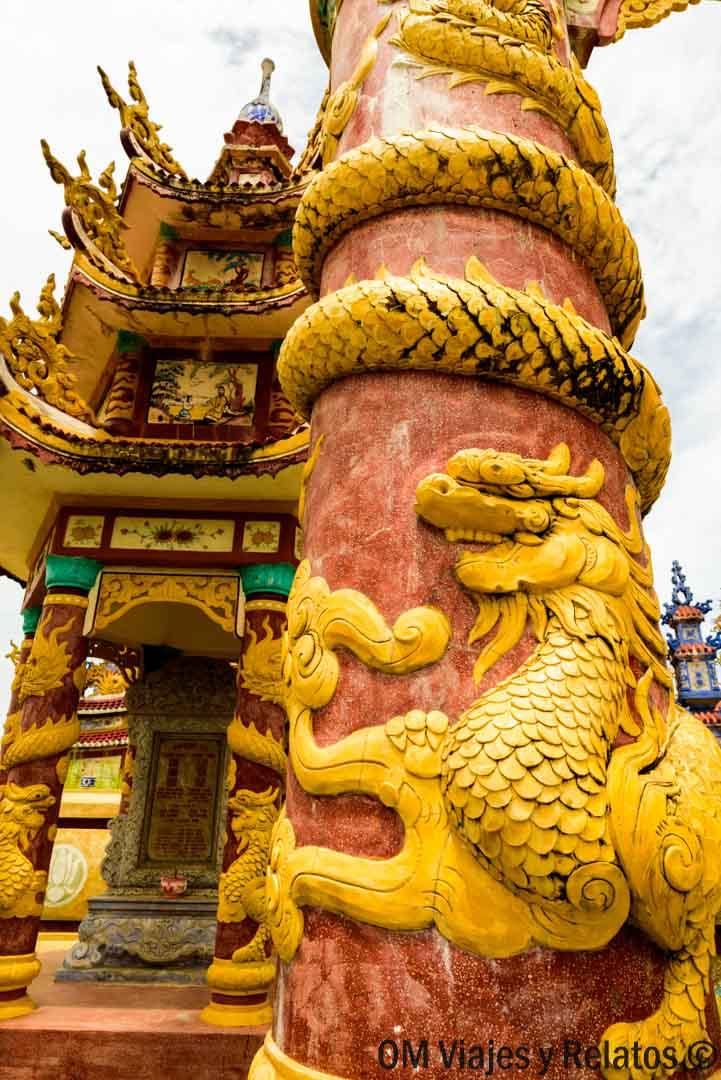 Pagodas-Vietnam