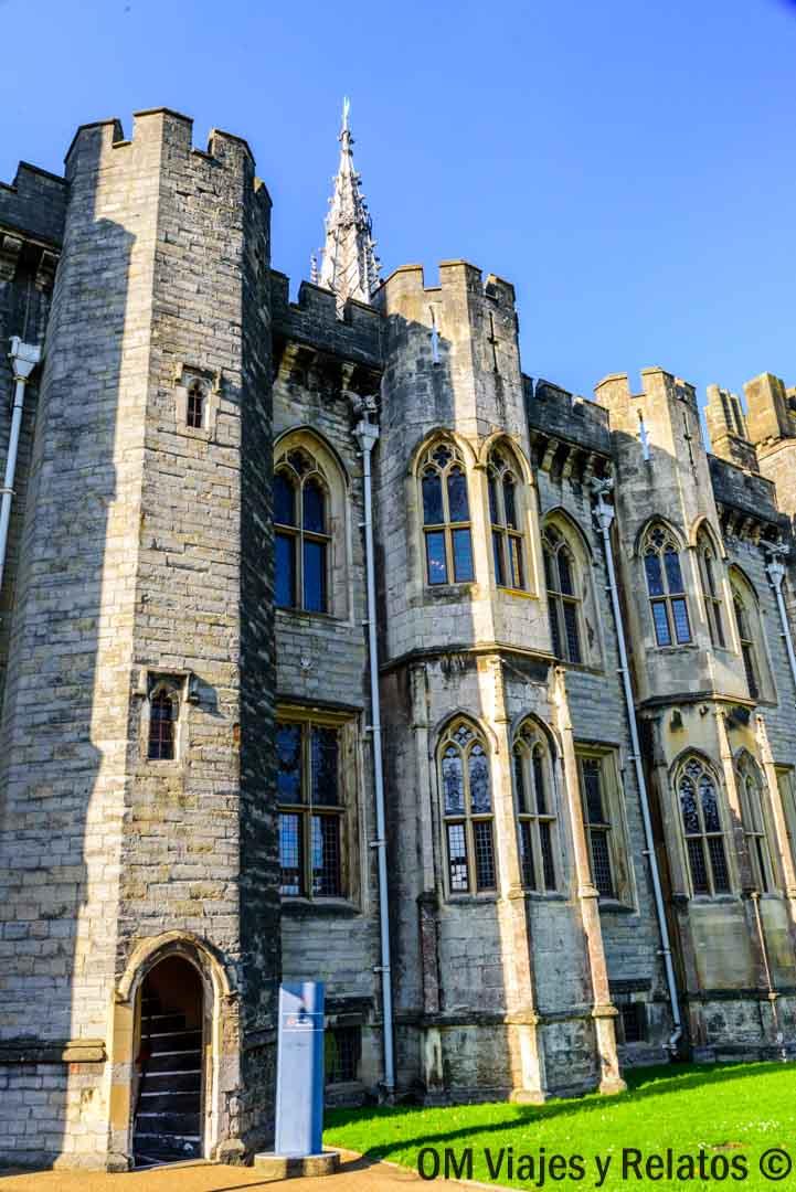 Palacio de Cardiff