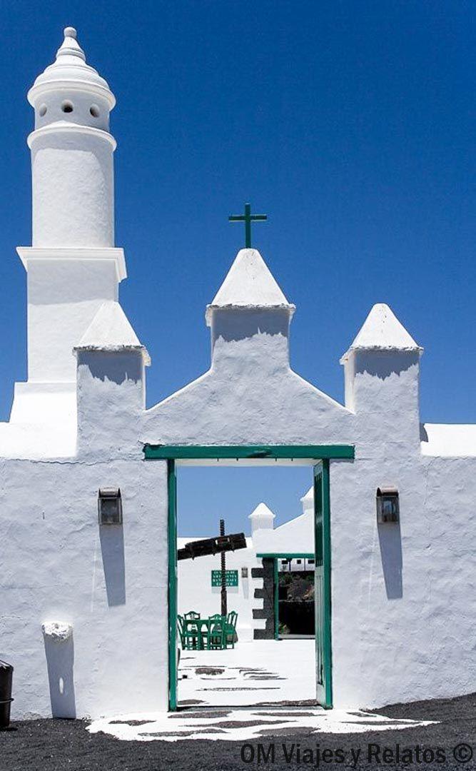 Lanzarote-Monumentos