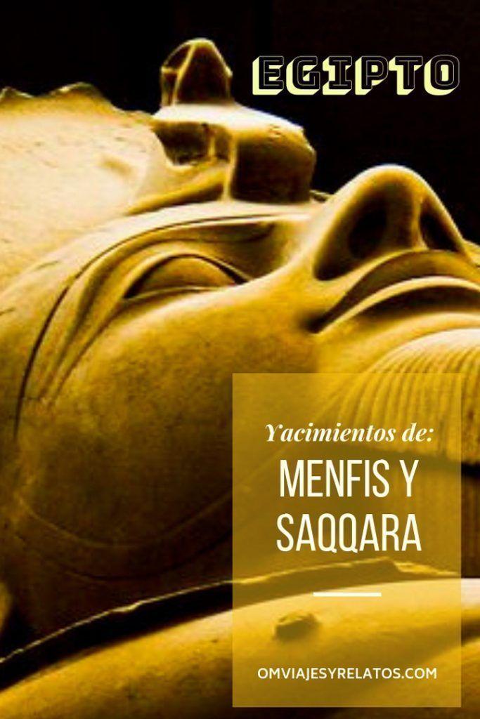 VISITAR MENFIS Y SAQQARA EN EGIPTO