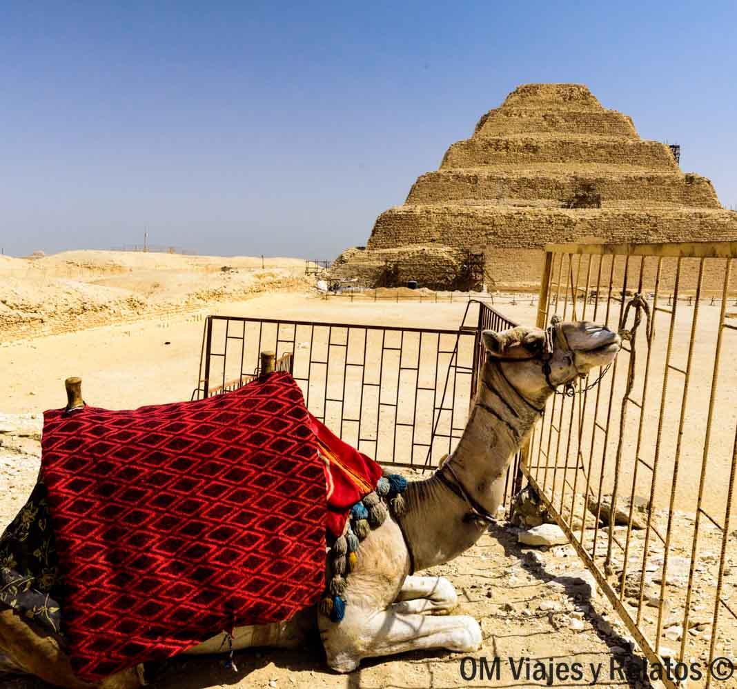 pirámide-escalonada-Egipto-Saqqara