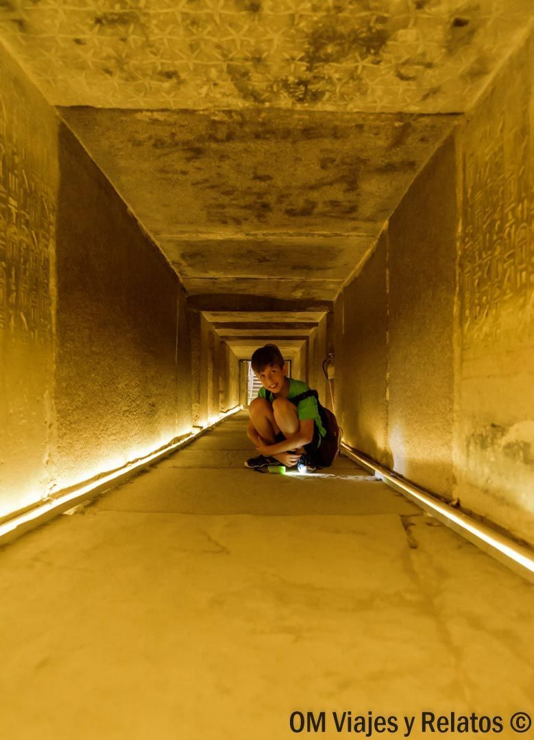 OM viajes y relatos en Egipto