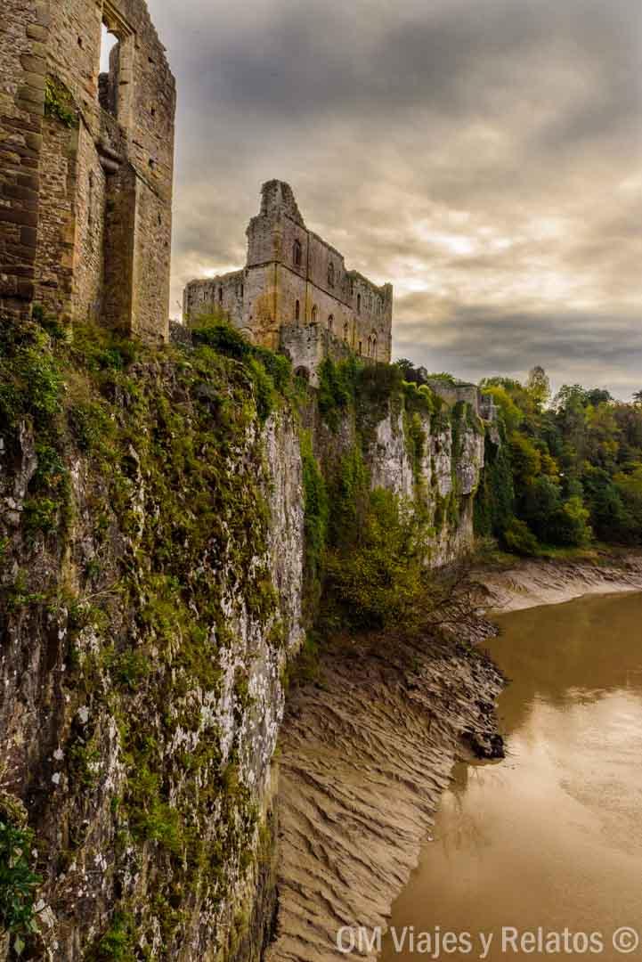 castillo-Chepstow-Gales