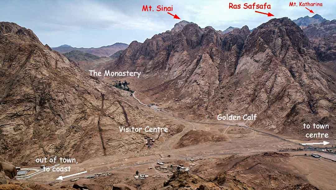 trekking-Sinaí