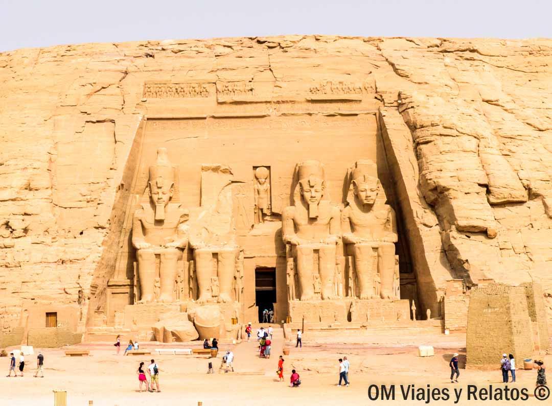 Templos-Abu-Simbel-Ramsés-II