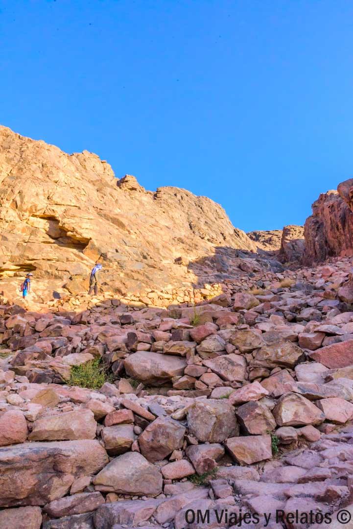 trekking Sinai