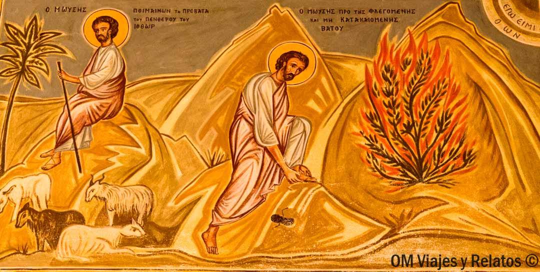 Moisés-Sinaí