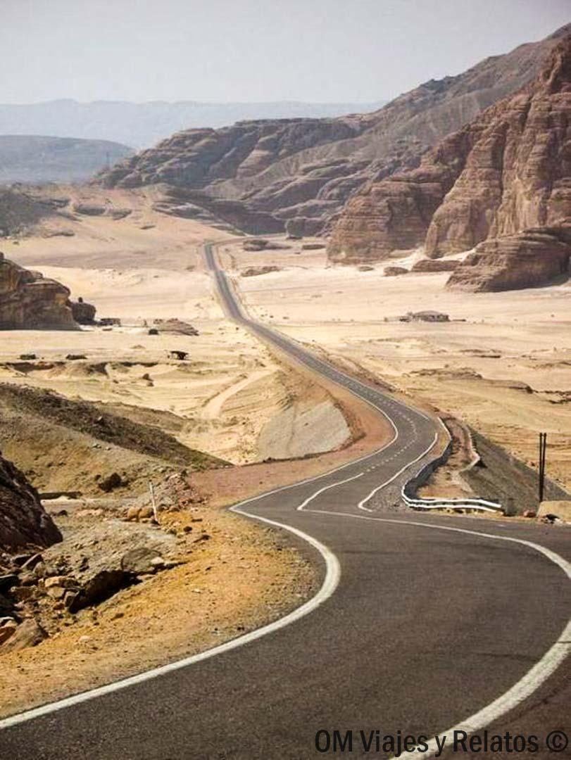 desierto-Sinaí-Egipto