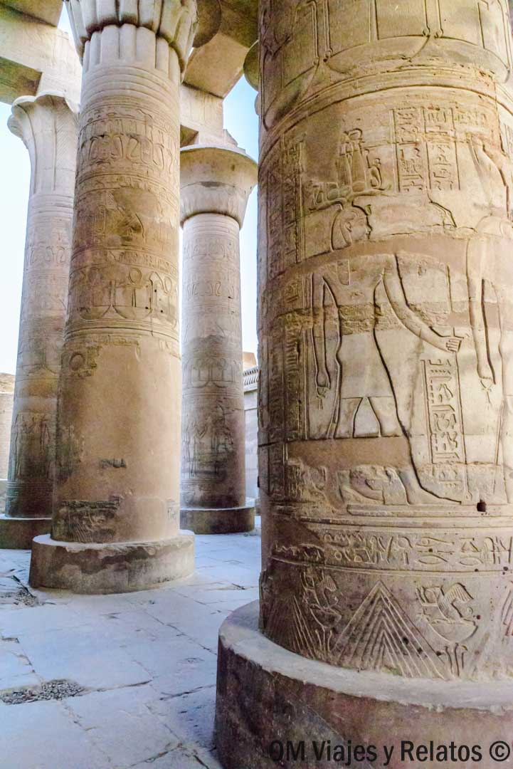 TEMPLOS EGIPCIOS: EL TEMPLO DE KOM OMBO