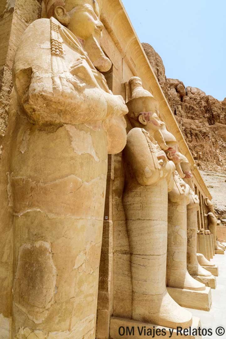 TEMPLOS EGIPCIOS EL TEMPLO DE HATSHEPSUT
