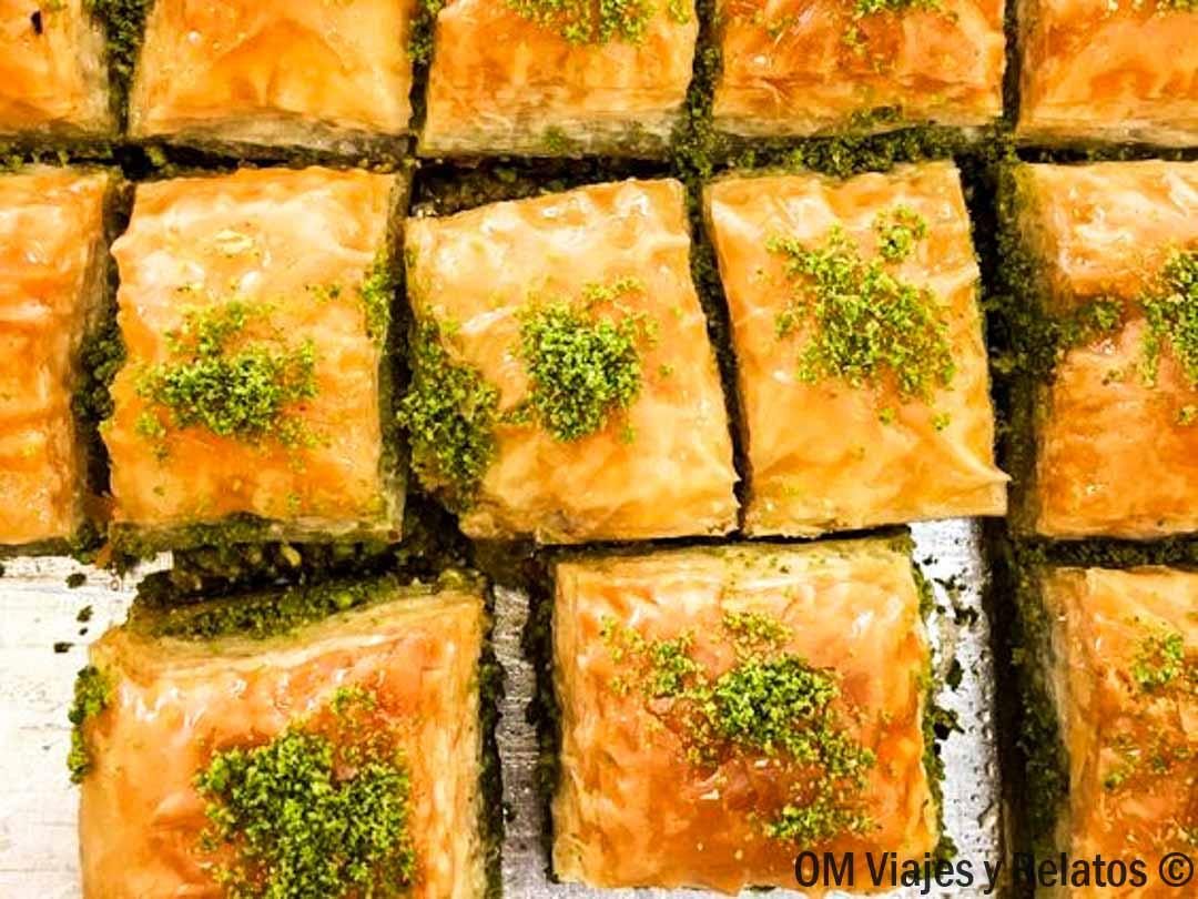 comida-Estambul-dulces-turcos
