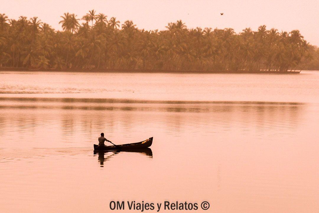 atardecer-Kerala