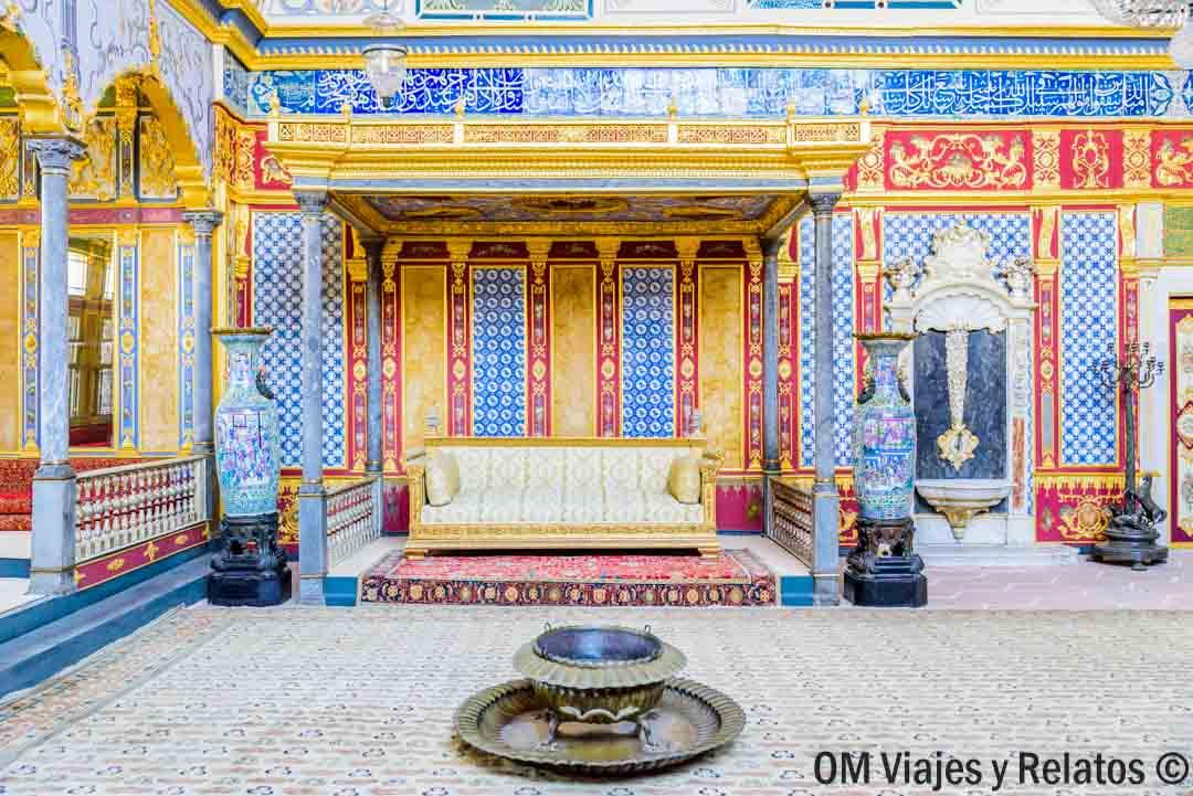 El Palacio de Topkapi Estambul