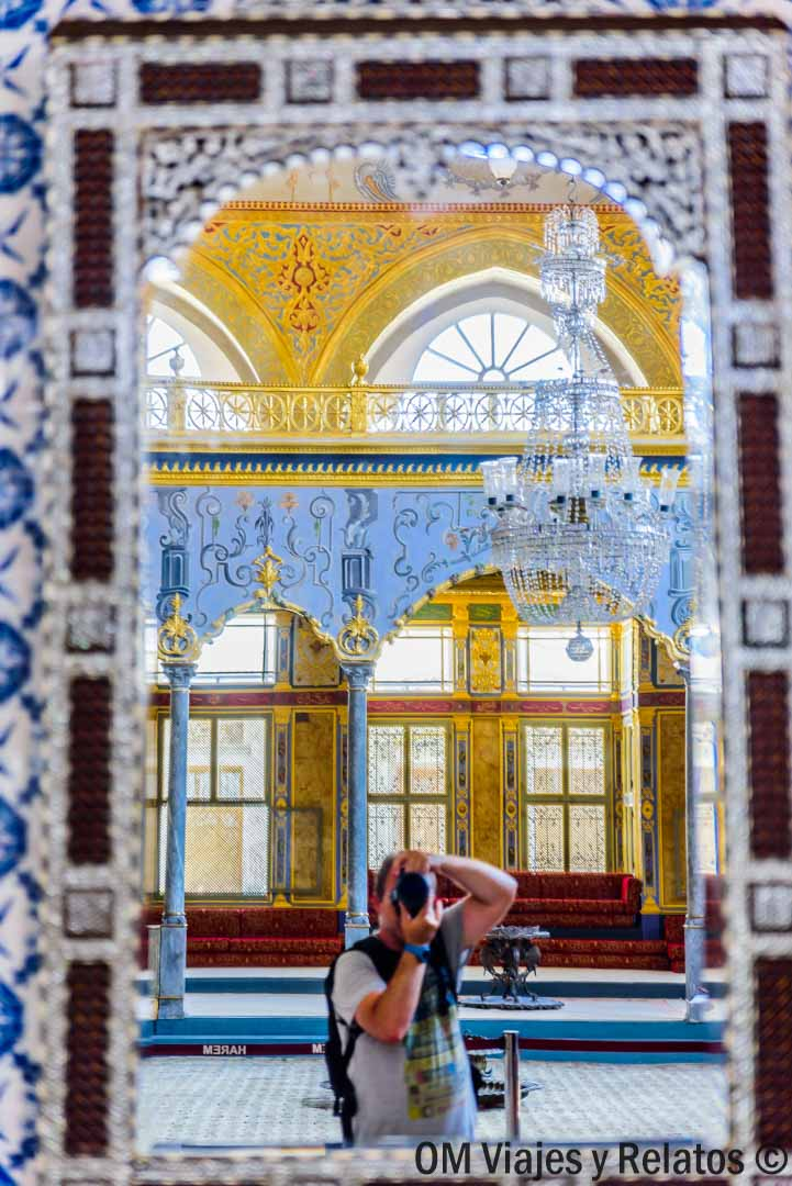 El Palacio de Topkapi que ver en Estambul